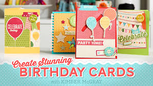 make a birthday card free online make homemade birthday cards 3 free tutorials on craftsy