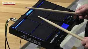 Alesis SamplePad Pro Review by Sweetwater Sound - YouTube
