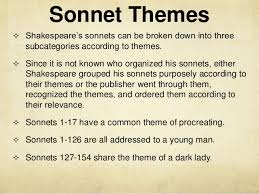 essay sonnet 18 essay