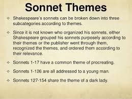sonnet essay literary analysis essay sonnet 116