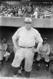 Small Picture Baseball Player Babe Ruth