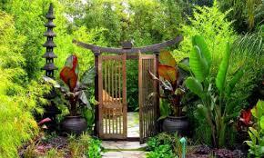 35 beautiful flower garden gate ideas