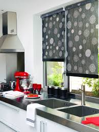 Roller Blinds For Kitchens Kitchen Blinds Amanda For Blinds Curtains