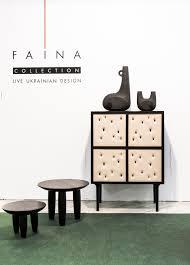 furniture design studios. La Nueva Colección FAINA De Yakusha Design Studio En Stockholm Furniture \u0026 Light Fair: Minimalismo étnico, Simplicidad Y Modernidad Studios