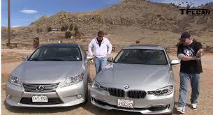 BMW Convertible lexus is350 vs bmw : Video Comparison: Lexus ES 350 vs BMW 335i