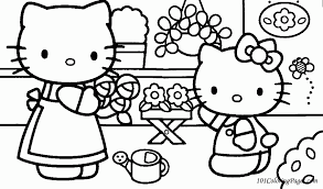 Free printable coloring pages hello kitty coloring sheets. Hello Kitty Princess Coloring Pages Coloring Home