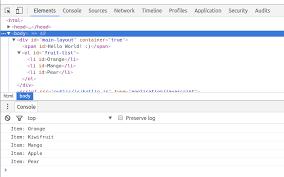 Children Not Added Properly To DOM Element - JavaScript - Kotlin ...