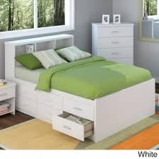 full size bed with drawers. Plain Drawers Full Size Headboard With Shelves Inside Size Bed With Drawers