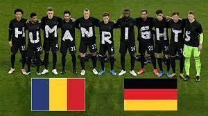 Aktuelle meldungen, termine und ergebnisse, tabelle, mannschaften, torjäger. Deutschland Gewinnt In Der Wm Quali Bei Rumanien Gnabry Der Matchwinner Goal Com
