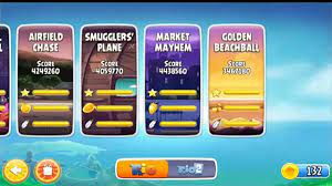 Angry Birds Rio Golden Beachball All levels - video Dailymotion