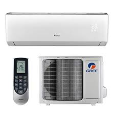 gree livs12hp115v1b 12 000 btu 16 seer livo wall mount ductless mini split air conditioner heat