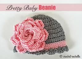Baby Beanie Crochet Pattern 3 6 Months Custom Ideas