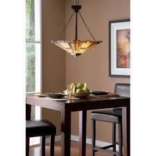 Inglenook Lighting Quoizel Tfik2817va Inglenook Pendant Tiffany