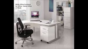 white airy home office. home design with pretty ideas white office furniture modest decoration airy