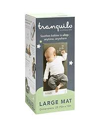 Tranquilo Mat, Large: Vibrating Baby Mat Aides in ... - Amazon.com