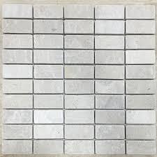 tumbled marble tile. Sale New Botticino Tumbled Marble Mosaic 60x30 Tile
