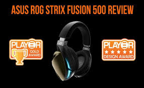 Asus ROG <b>Strix Fusion 500</b> Review | Play3r
