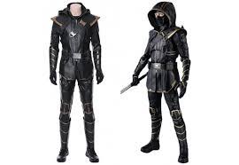 Ninja Suit Size Chart Hawkeye Avengers 4 Endgame Clinton Francis Barton Ninja Suit