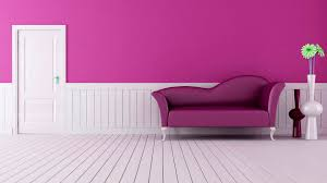 Modern Sofa Pink Interior Hd Wallpaper Hdwlp Com