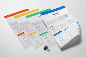 Free Google Resume Templates Custom FREE Resume Template on Behance