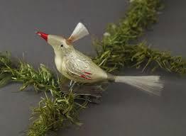 Finden Sie Top Angebote Für Alter Christbaumschmuck Vogel
