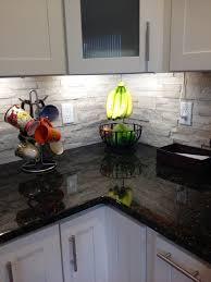 modern kitchen stone backsplash. Simple Kitchen Ledger Stone Backsplash Throughout Modern Kitchen Stone Backsplash A