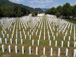 Srebrenica: Massacre that outraged the world - Times of India