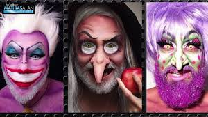 best character makeup transformation tutorial and best s to use mathias4makeup