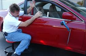 Call Process of Paintless Dent Removal | Professional