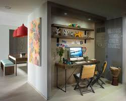 house office design. Industrial-Home-Office-Designs-Alcove-Desk House Office Design