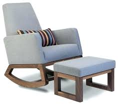 wooden baby rocker imposing modern rocking chair for nursery new contemporary chairs baby rockerodern