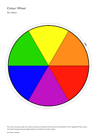 That's because you can think of the three. Simple Color Wheel Color Wheel Primary Color Wheel Color Wheel Lesson