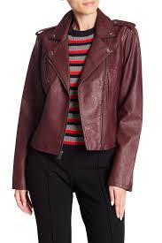 <b>Levi's</b> | <b>Faux Leather</b> Moto Jacket | Nordstrom Rack