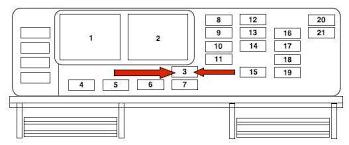 2004 mercury monterey fuse box diagram vehiclepad 2005 mercury mercury monterey fuse panel diagram questions answers