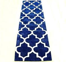 navy blue and white rug white rug runner navy and white rug blue rug runner navy