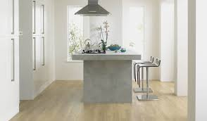 White Floor Kitchen White Oak Floors Wood Flooring White Oak In A Kitchen Amtico
