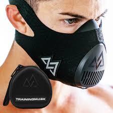 Training Mask 3 0 With Case