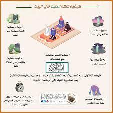 سُبْكِيَّاتٌ عَلَى مِنْهَاجِ النُّبُوَّة - كيفية صلاة #العيد في البيت