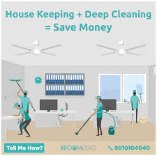 deep cleaning services vs housekeeping services get clean living in your inbox