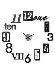 umbra clock on wall for promotion