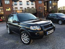2004 LAND ROVER FREELANDER TD4 SPORT S/W, LOW MILEAGE, F/S/H, NICE ...
