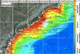 Sc Offshore Water Temperatures Currents And Fish Blog