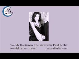 Wendy Kurtzman Interview on The Paul Leslie Hour - YouTube