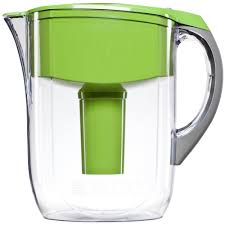 water filter pitcher. Perfect Pitcher Brita 10Cup Filtered Water Pitcher In Green In Filter N