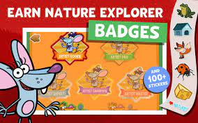 Nature Cat's Great Outdoors for Android ...