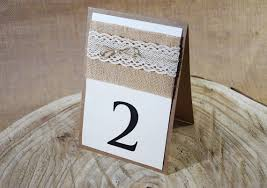 lace table number, rustic table number, escort cards, wedding Wedding Escort Cards And Table Numbers lace table number, rustic table number, escort cards, wedding table numbers, burlap table numbers, kraft table number, rustic chic DIY Wedding Table Cards