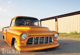 1955 Chevy Pickup - McHenry's Golden Nugget Photo & Image Gallery