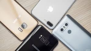 مقایسه دوربین galaxy S8+,iphone 7Plus,Galaxy S7 edge,LG G6