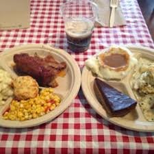 kitchen table with food. Photo Of Kitchen Table: BBQ \u0026 Comfort Food - Denver, CO, United States Table With