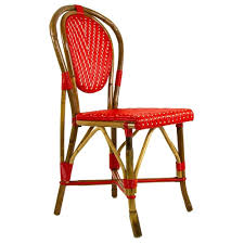 french cafe chair style chairs nz metal tables and woven